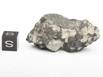 Meteorite CHELYABINSK, Russia, a nice well shaped 25.03 gr individual