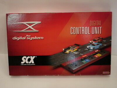 SCX Digital 25000 Control unit (expansion for 6 cars) for 1/32 Scale SCX Digital