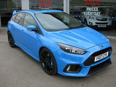 Ford Focus RS 2.3 EcoBoost 350PS 5dr 6 speed