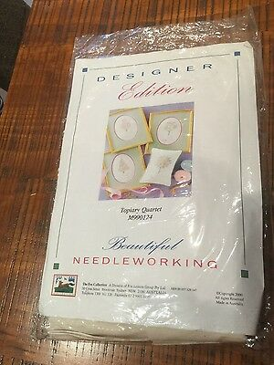 Candlewicking Embroidery Kit
