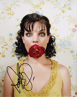 PAULEY PERRETTE ~ NCIS ~ SIGNED 10x8 PHOTO COA