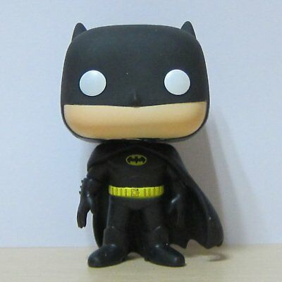 3.75'' Funko Pop! Super Heroes Classic #144 Batman Vinyl Figure