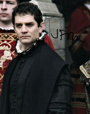 JAMES FRAIN ~ TUDORS ~ ORPHAN BLACK ~ GOTHAM ~ AUTOGRAPHED 10x8 PHOTO COA