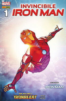 Fumetto - Marvel Italia - Iron Man 50 - Invincibile Iron Man 1 - Nuovo !!!