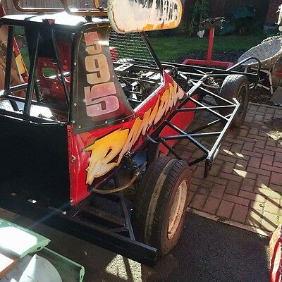 Brisca/Outlaw F2 Randall Shale Stock Car. OFFERS CONSIDERED