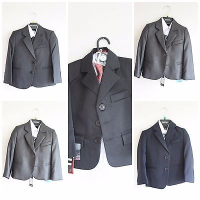 Job Lot of Boys Suits.  Age range between 1-5yrs