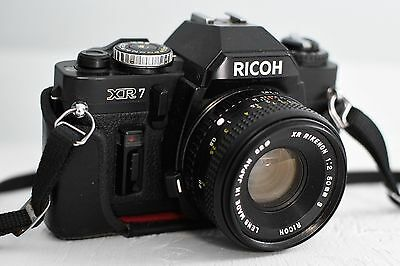 Ricoh XR7 35mm Film Camera