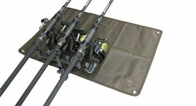 New Version Nash Tackle Rod And Reel Protection Mat - Carp Fishing Luggage T3360