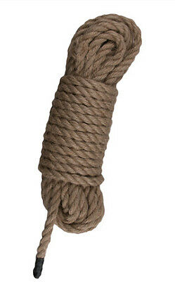 Hemp rope 5 m / 6mm