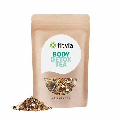 X1 Fittea Body Detox Tea 28 Days