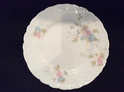Carlsbad Austria China Scalloped Edge Dessert Plate 6 In 2 Plates
