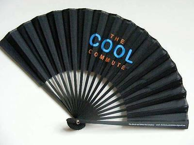Cool Commute Hand Held Folding Fan To Keep You Cool On Your Travels