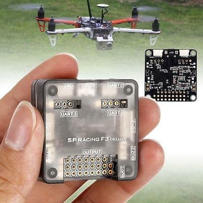 1x Deluxe SP3 Racing F3 Flight Controller Board Aircraft Quadcopter for OCDAYGXc