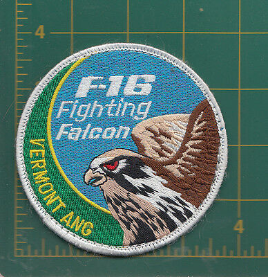 Authentic Air Force USAF F-16 Patch 22