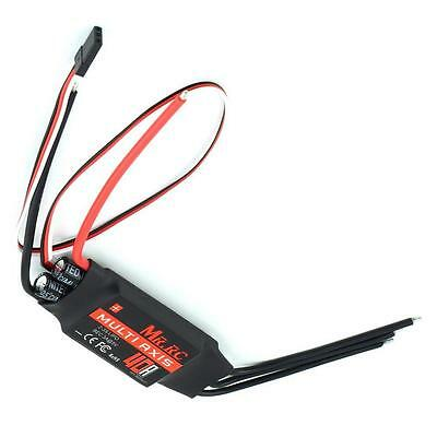 MR.RC 40A Brushless ESC Speed Controller For Helicopters Multirotor Aircraft S[