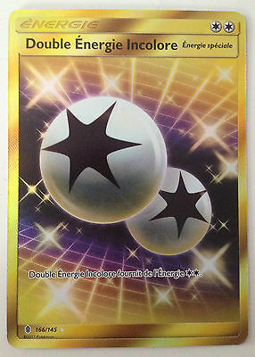 Pokémon - Double Energie Incolore Secret Rare (Gardiens Ascendants n° 166/145)