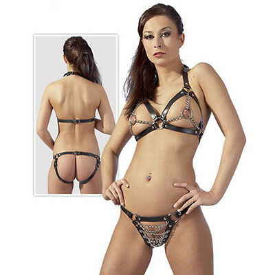 Leather Bikini S-L / 20005471100