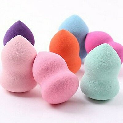 BEAUTY Make Up Sponge Blender Applicator FOUNDATION Buff Puff FLAWLESS SMOOTH
