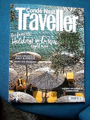 Conde Nast Traveller Magazine May 2017 (new)
