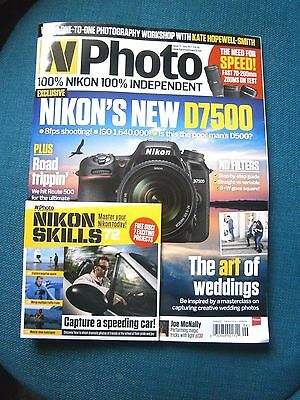 N Photo Magazine June 2017 (new) With Free Disc