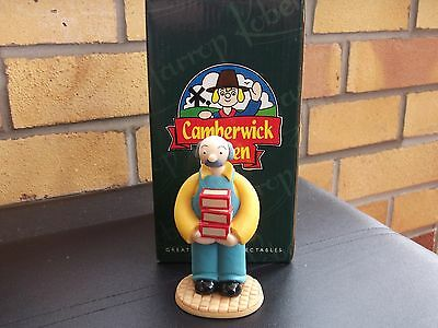 Camberwick Green Robert Harrop Mr Fletcher Biscuit Factory Worker CG47