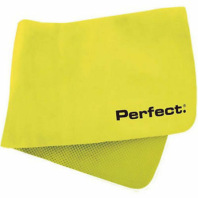 Perfect Fitness Cooling Towel Hyper Evaporative Material Neon Add Cold Water