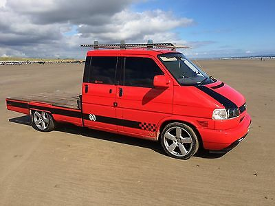 Volkswagen Transporter T4 2.5 TDI Double Cab Custom Pick Up