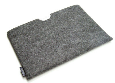 """iPad Pro 10.5"""" (2017) felt sleeve case cover. UK MADE, PERFECT FIT, 5 colours!"""