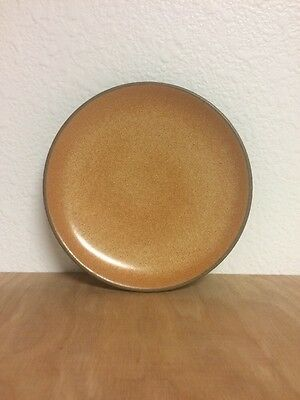 Heath Ceramics Pottery Bread And Butter Plate Pumpkin Coupe