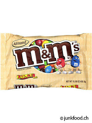 M&M's Almond Chocolate (451g) Original US-Import!