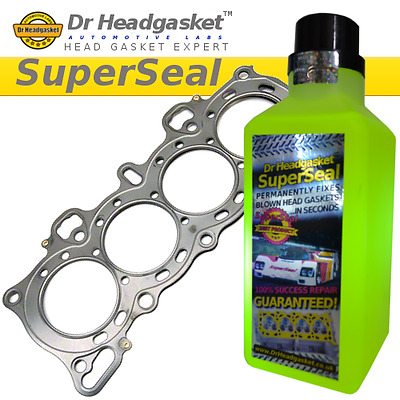 DrH Super Seal 0.5L - Head Gasket Sealer - engine block repair fix sealant 41B