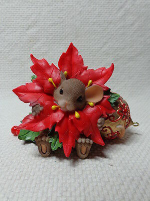 """Fitz & Floyd Charming Tails """"You Make The Season Blossom"""" 98/479 - With Charm"""