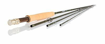 Brand New Guideline Single Hand Fly Rod Exceed 9' #5 4pcs & rod tube & rod bag