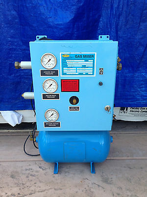 THERMCO 8510HeA25X1130 HELIUM AND ARGON GAS MIXER MUST L@@k!!