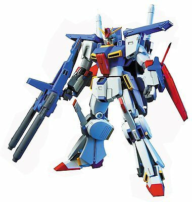 HGUC #111 MSZ-010 ZZ Gundam 1/144 scale model kit by Bandai