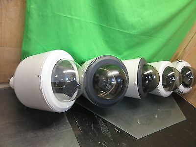 5x - Pelco DOME Enclosures - DF5 Series CCT CAMERA ENCLOSURE OUTSIDE / INSIDE ~