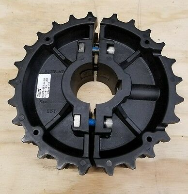 """Rexnord® 614-61-3 Idler Roller Chain Sprocket, Bore Dia. 1-1/4"""" DOUBLE ROW"""