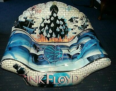 PINK FLOYD PROMO INFLATABLE CHAIR .1994 .pulse