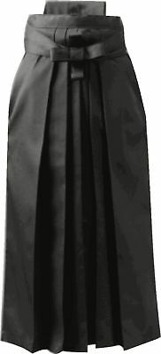 Black Hakama NEW - For many martial arts Styles -Taisho - lowest UK price