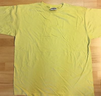 "10 x XL SAND Coloured MENS T-shirts - medium weight 44 - 46"" STOCK CLEARANCE"