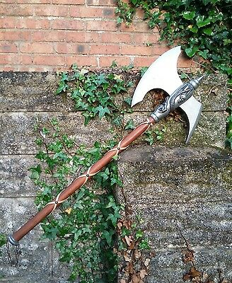 Medieval, Viking Axe.Perfect For Stage Costume Re-enactment / Role Play/ Cosplay
