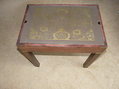 Vintage Games Table Cards , Chess , Backgammon