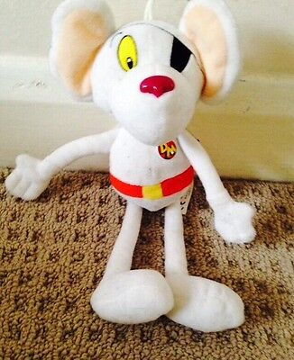 Dangermouse Cuddly Toy