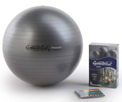Original Pezzi Ball Gymnastikball Pezziball Maxafe 65 cm anthrazit