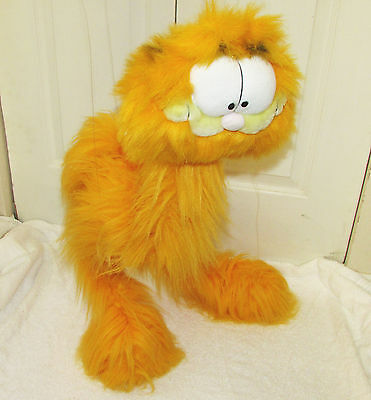 "Garfield 26"" Walking Marionette String Puppet Plush Plus Creations Inc"