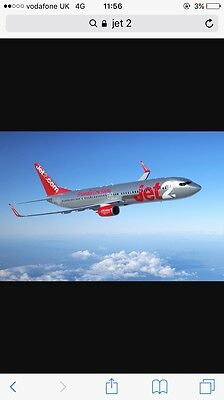 Stansted to Larnaca on Jet2.