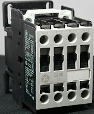 New General Electric CL00A310T 3 phase 600 V 25A IEC Magnetic Contactor
