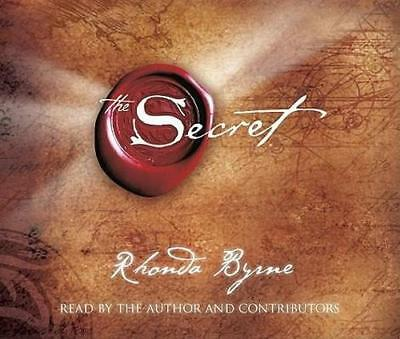 NEW The Secret By Rhonda Byrne Audio CD Free Shipping