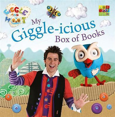 NEW My Giggle-icious Box of Books By Giggle And Hoot Hardcover Free Shipping