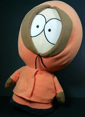 "Kenny South Park Plush 15""  2008 Comedy Central"